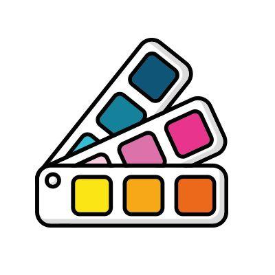 2. SCHRITT Farbton festlegen